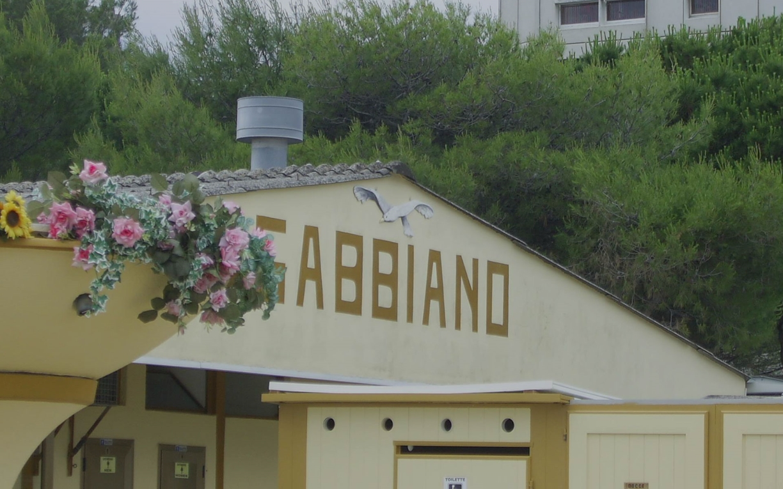 Ufficio Spiaggia 16 Gabbiano