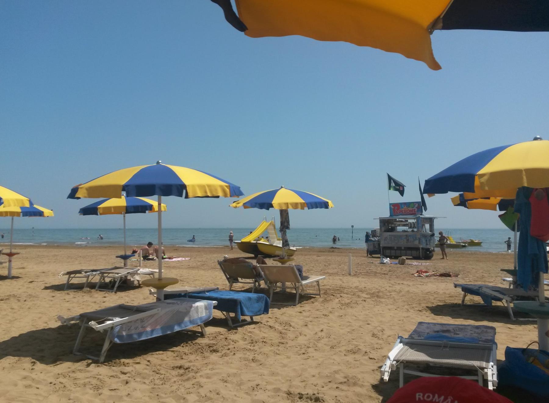 Ufficio Spiaggia 11 Aragosta
