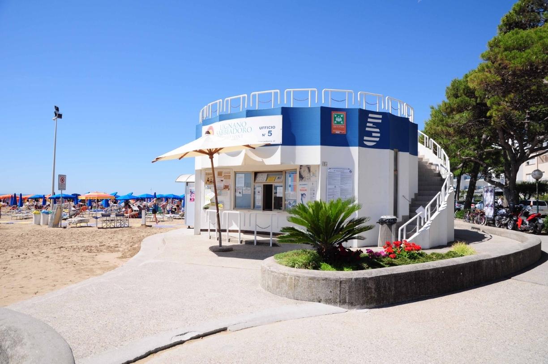 Ufficio Spiaggia 5 Pescecane