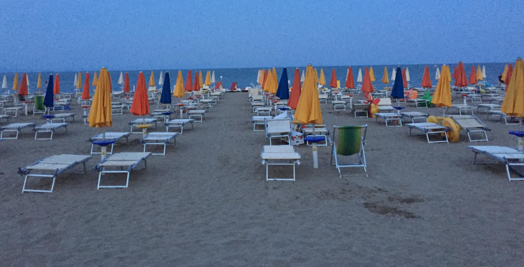 Ufficio Spiaggia 1 Granchio